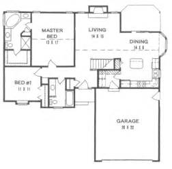traditional style house plan 2 beds 2 baths 1200 sq ft
