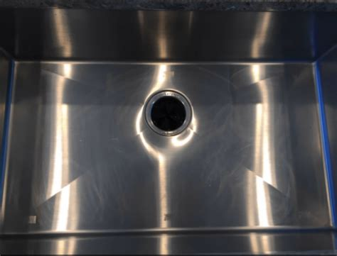 stainless steel sink scratches how to remove scratches from stainless steel s