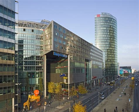 berlin centre sony center berlin architecture style