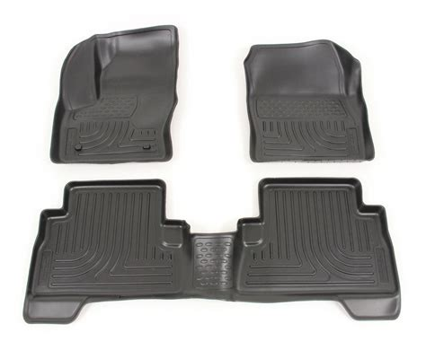 Ford Escape Floor Mats 2013 by Floor Mats By Husky Liners For 2013 Escape Hl99741