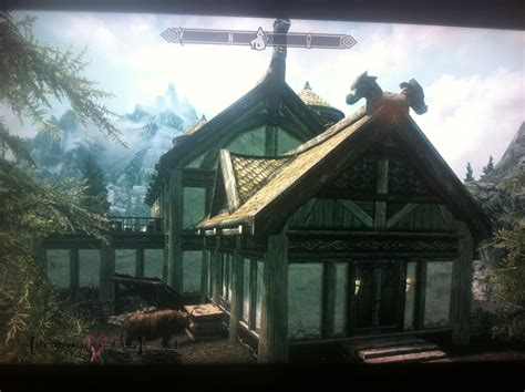 skyrim s hearthfire ignites my for home building