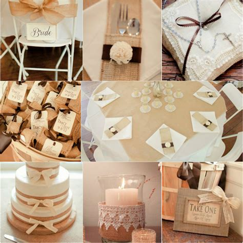 Best Wedding Ideas by Best Burlap Wedding Ideas 2013 2014