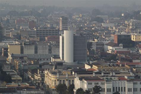 gua de ciudades 8467583592 guatemala figura entre las ciudades m 225 s contaminadas