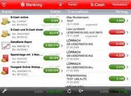 p konto sparkasse wann kann ich geld abheben banking applikationen im angebot die sparkasse zieht
