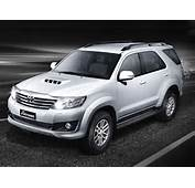 Japanese Major Toyota Has Updated Its Flagship SUV Fortuner In