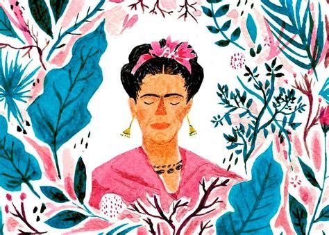 imagenes de la vida de frida kahlo la vida de frida kahlo ilustrada enternecedoramente con