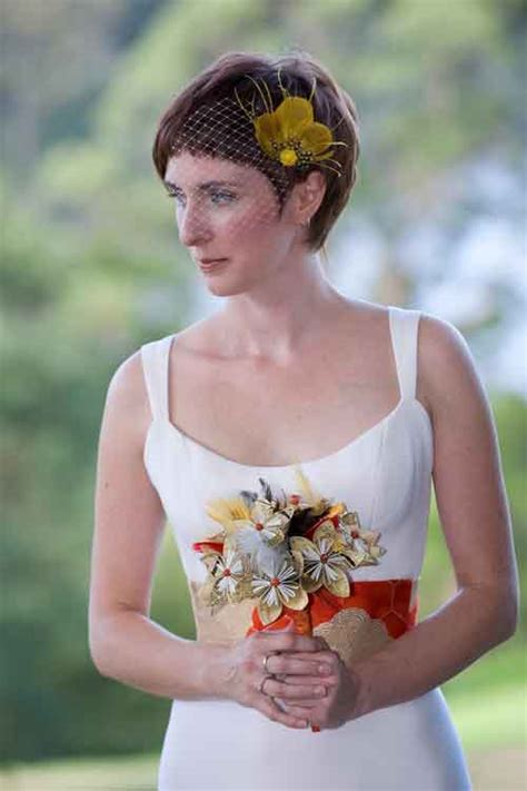 bridal hairstyles very short hair 35 short wedding hairstyles for women short hairstyles