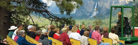 Yosemite Valley Floor Tour by Yosemite History And Tours Part 1 Culture Travel