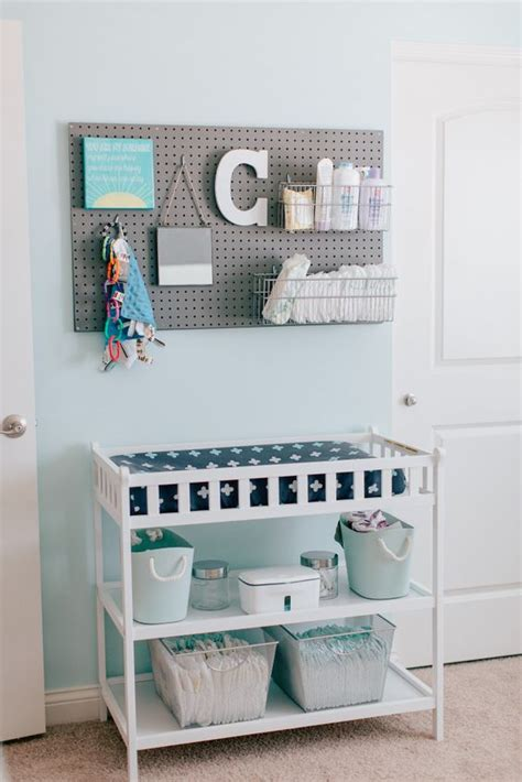 Nursery Changing Table Changing Tables Nursery Organization And Nurseries On