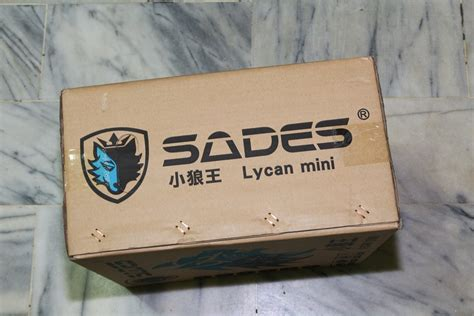 Sades Lycan 分享 賽德斯sades lycan mini小狼王強化裝甲機殼 超厚強化spcc鋼板 小巧結實 t17 討論