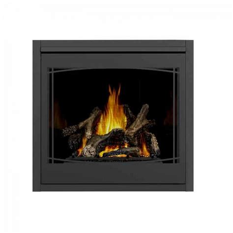 Start Gas Fireplace by Napoleon Gx70nte Ascent X 70 Dv Ng Fireplace