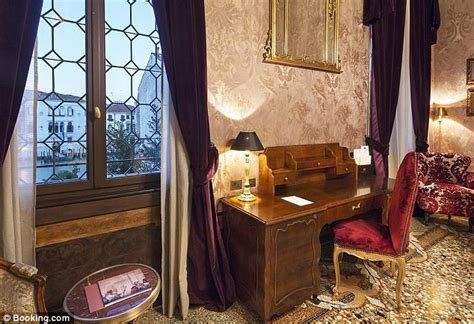 the best boutique hotels in venice daily mail