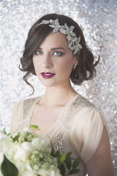 1920 bridal hair styles 6 peinados para cabello corto expo tu boda