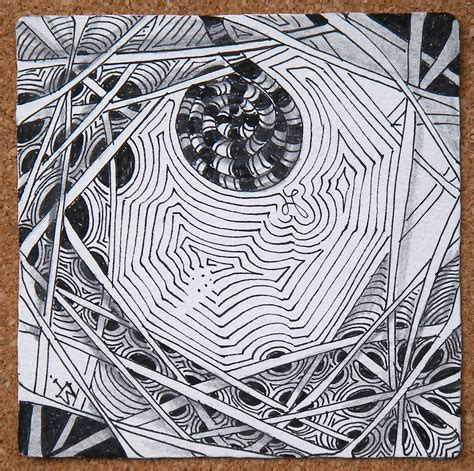 zentangle pattern marasu zentangle marasu