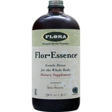 Flora Flor Essence Gentle Detox For The Whole by Flora Flor Essence Gentle Detox Liquid On Sale At