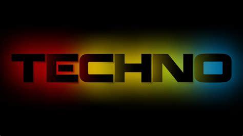 Techno Musik techno