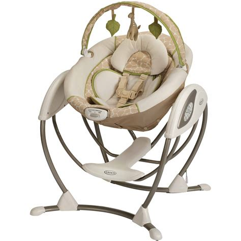 graco baby swings that plug in graco lovin hug swing ally walmart com