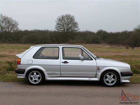 volkswagen golf 1986 1986 volkswagen golf gti silver one owner 52000 miles