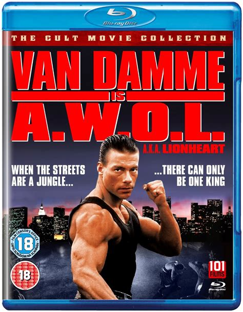 film lion vandam blu ray review a w o l absent without leave 1990