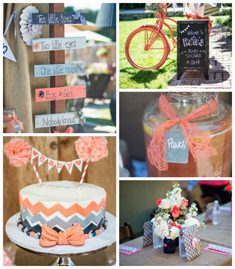 Gender Neutral Baby Shower Decoration Ideas by Vintage Gender Neutral Baby Shower With Such Ideas