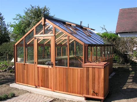 home greenhouse plans chartley woodpecker joinery uk ltd