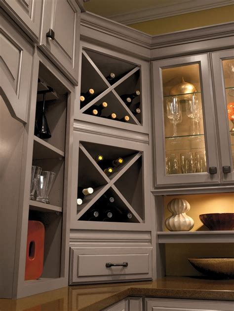 kitchen cabinet wine rack ideas 21 best images about decor on pinterest seaside cottages