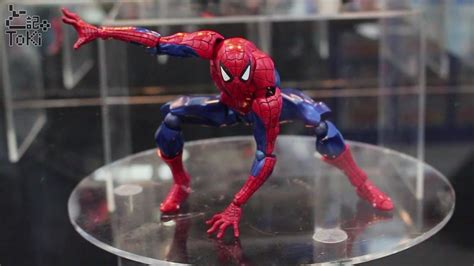 The amazing spider man action figure hot toys
