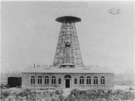 Tesla Energy Tower 5 Visions That Showed Nikola Tesla Was Ahead Of His Time