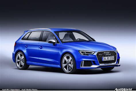 Audi Rs by Photo Gallery Audi Rs 3 Sportback Audiworld