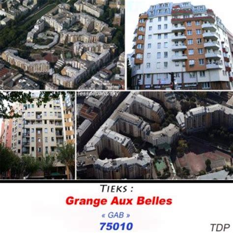 La Grange Aux Peres by La Grange Aux Belles Les Cit 233 S De