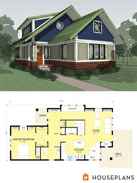 small energy efficient home plans small energy efficient craftsman bungalow designed by
