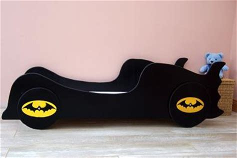 Batman Toddler Bed Frame by Batman S Batmobile Car Bed Images Frompo