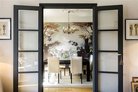 dining room doors serene and practical 40 asian style dining rooms