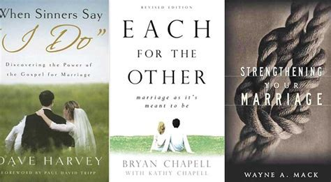 Top 3 marriage books ? Reformed Perspective