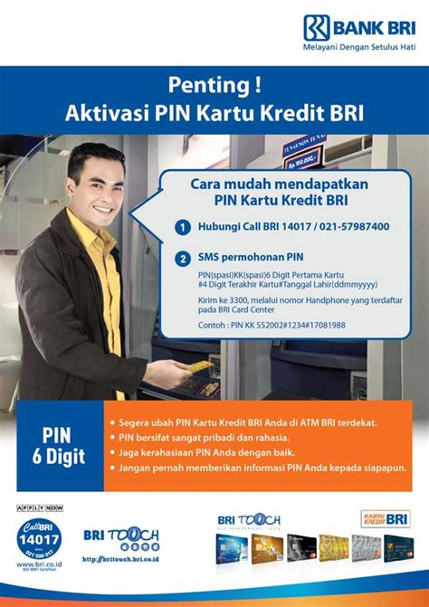 blibli call center cara mudah mendapatkan pin kartu kredit blog sederhana