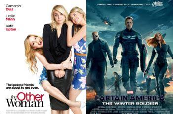 film komedi romantis box office film cameron diaz the other woman kalahkan captain