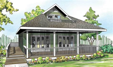 vacation home plans vacation cabin with bonus above 72781da architectural designs house plans