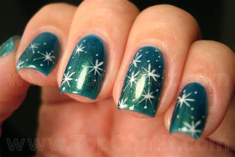 snowflake pattern for nails 17 snowflake nail tutorials pretty designs