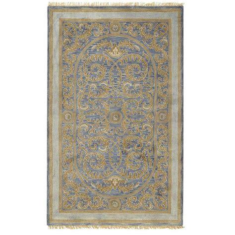 rugs home decorators collection home decorators collection colette blue 8 ft x 11 ft