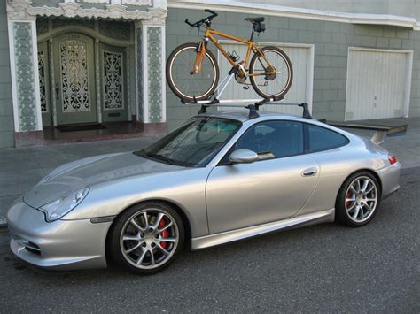 Porsche Roof Rack by Fs Roof Rack With 2 Bike Carriers Rennlist Discussion
