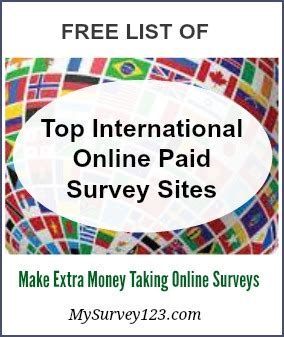 Get Paid To Complete Online Surveys - paid surveys for cash uk best way to get money fast