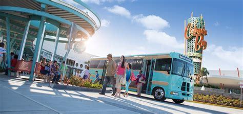 orlando florida transportation how to get from disney to universal universal studios