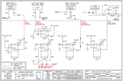 chevy wiring diagram further ford upfitter switches chevy