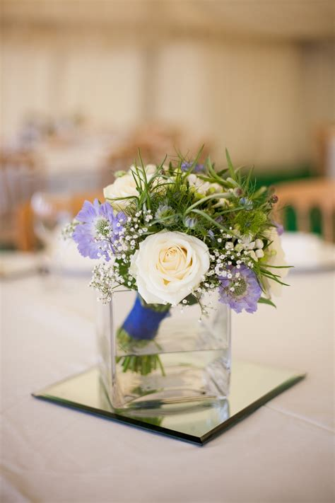 table arrangement our wedding wedding flowers toms