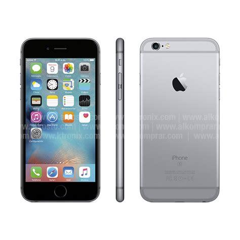 iphone 6s 64gb gris 4g ktronix tienda