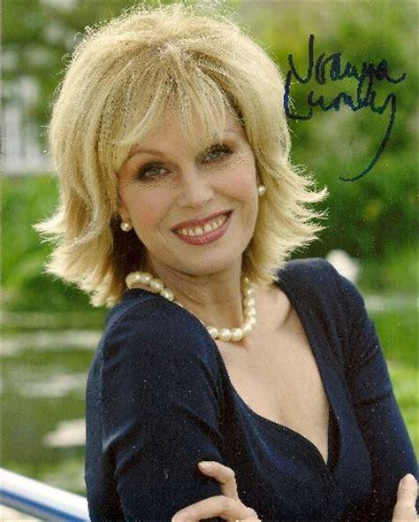 jo lumley hair joanna lumley bond girl autograph 8x10 signed photo uacc
