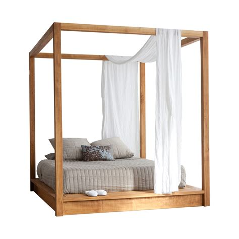 bed for pch series canopy platform bed