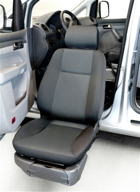 handicap car seat turny evo offers disabled drivers a seat