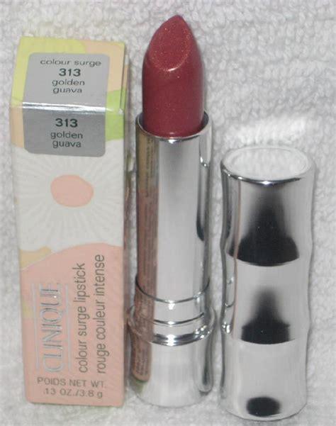 clinique lipstick colors clinique colour surge lipstick in golden guava nib