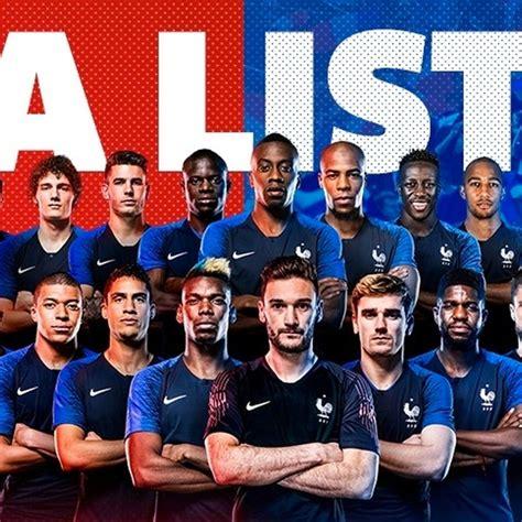 hymne coupe du monde coupe du monde 2018 le clip de la fff pour soutenir l